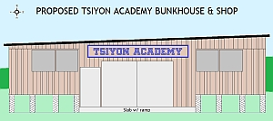 Proposed Tsiyon Building