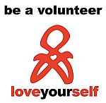 Volunteers love themselves