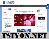 Visit Tsiyon.net!