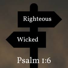 Righteous or Wicked?