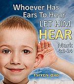 Do you hyave big ears?