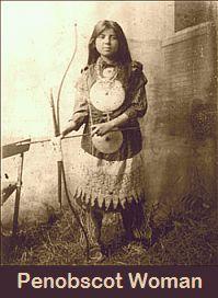 A Penobscot Woman