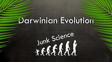 Evolution is evil.