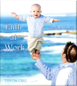 Faith is trust in our Father