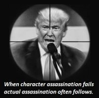 Assassination is a tool of the ruling elite.