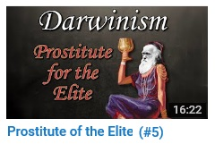 Darwinism - Prostitute for the Elite