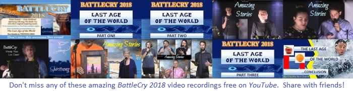 BattleCry 2018 on YouTube. Please share!