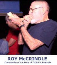 Roy McCrindle - Leader in Australia