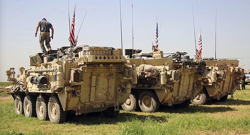 Us Troop pullout from Syria