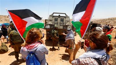 WCC spying against Israel.