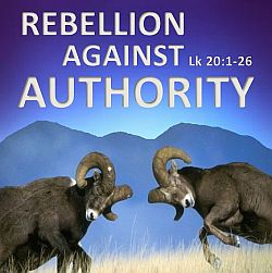Rebellion against authority