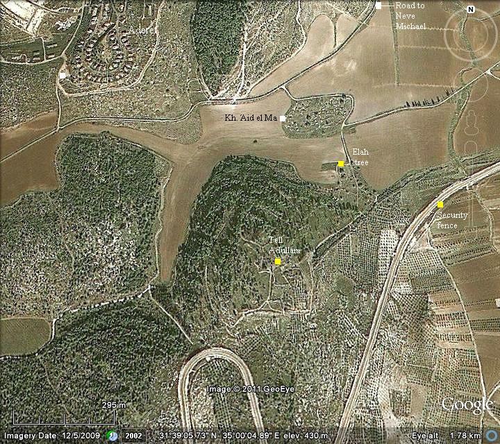 Adullam Map