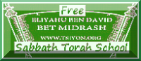 Join us for Torah Study each Week!