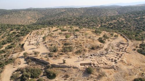 Hirbet Qeiyafa Supports Davidic Kingdom