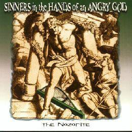 Sinners in the Hands of an Angry God - Cover