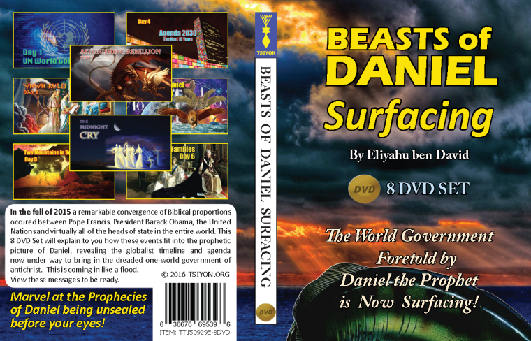Beasts of Daniel Surfacing 8 DVD Set!