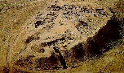 Tel Sheva - Ancient Beersheba