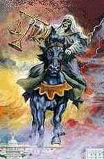 The Black Horse Rider of Revelation