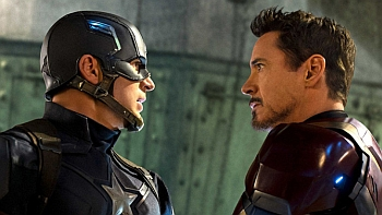 Capt America v Iron Man