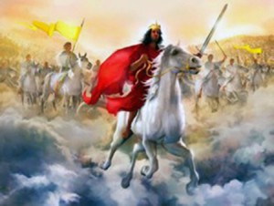 Return of the Lord with the Armies of Heaven