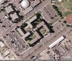 Coronado Navy Base Swastika