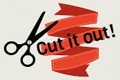 Cut the red tape out of Sabbath!
