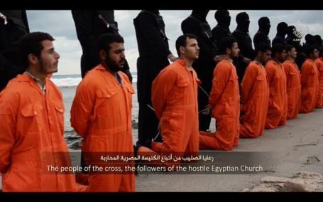 Coptic Christians About to Die for Their Faith