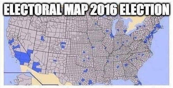 Electoral Vote 2016