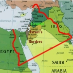 Greater Israel's Borders