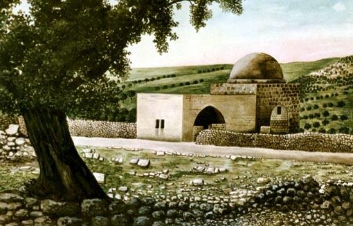 Rachels Tomb