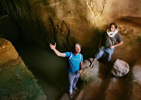 John the Baptist Cave