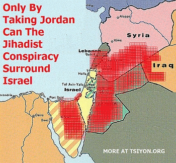 Jordan and the Jihadist Conspiracy