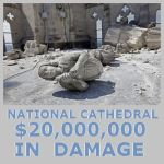 National Cathedral Shaken