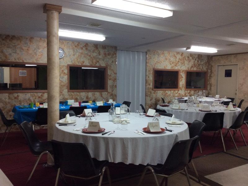 Tsiyon Passover Tables 2017