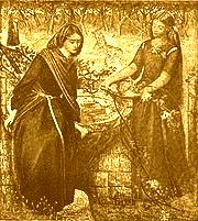 Leah and Rachel
