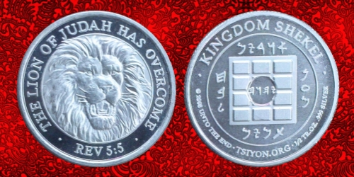 The Silver KIngdom Shekel
