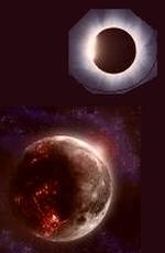 Dark Sun, blood Moon.