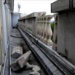 Treasury Building Earthquake Damage