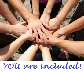 You are included!