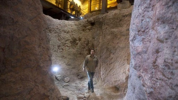 Eli Shukron, who excavated at the site for nearly two decades, says he believes there is strong evidence that it is the legendary citadel captured by King David in his conquest of Jerusalem.
