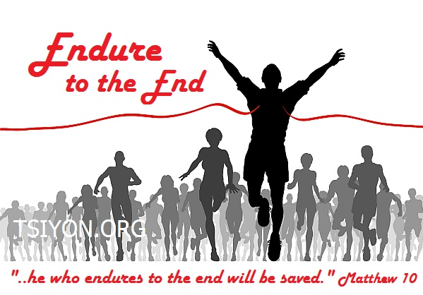 Endure to the End
