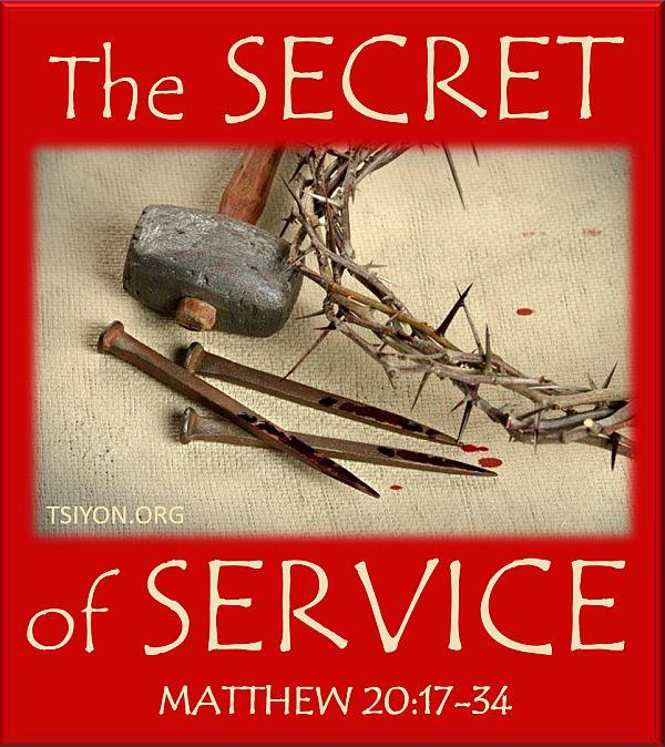 Secret of Service