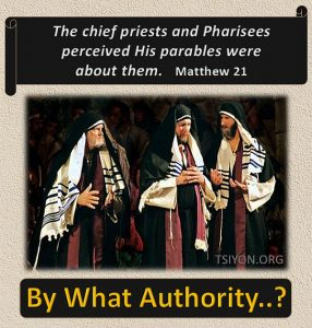 They were clutching a false authority.