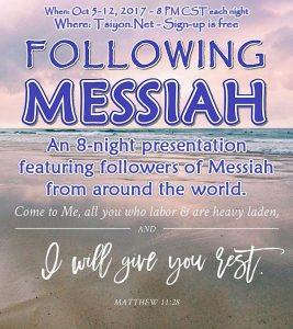 Following Messiah