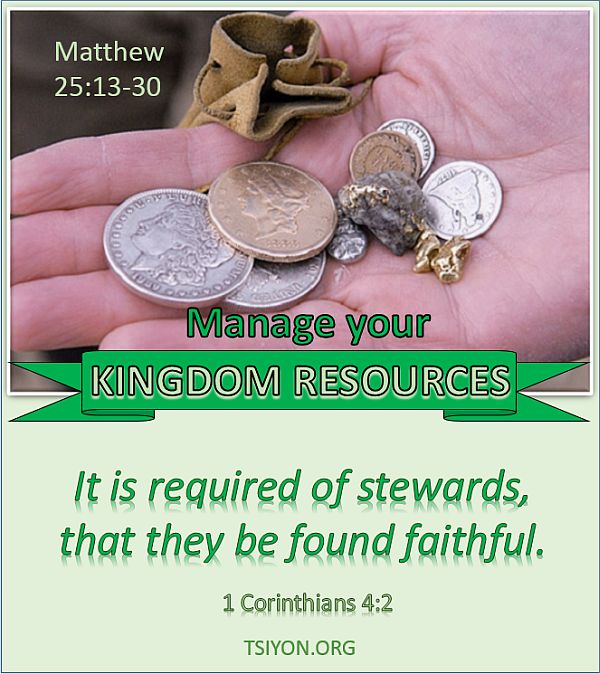Manage you Kingdom Resources.