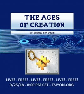 The Ages of Creation