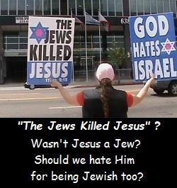Jesus was a Jew.