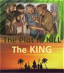 They killed the King of Glory.