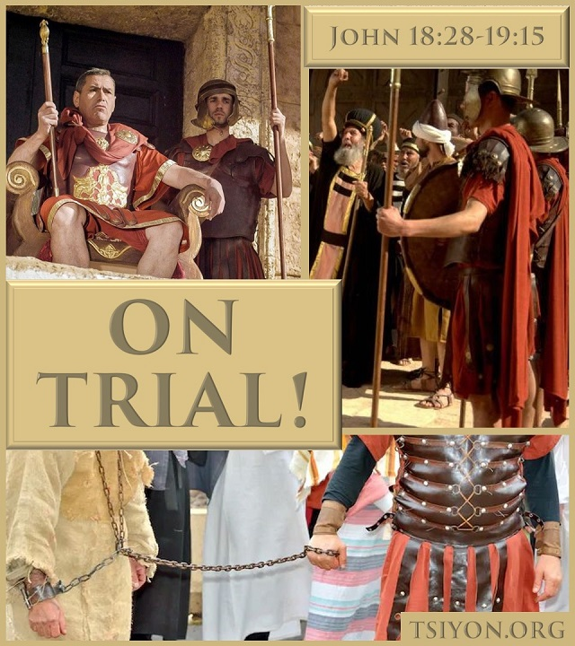 Who is on trial?