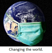 Changing the world.